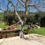 Spielplatz Honigtl Farmland Korfu