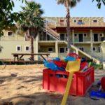 Playground-sandkasten